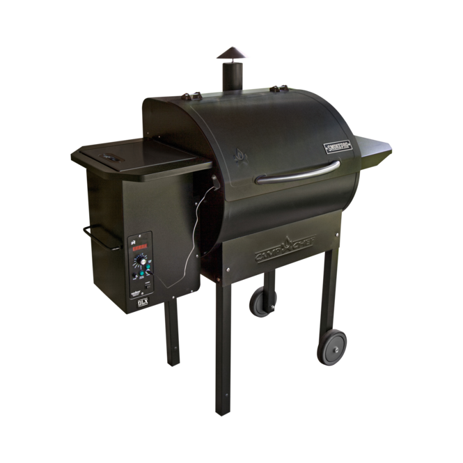 Photo de Fumoir Camp Chef SmokePro DLX 24'' aux granules de bois