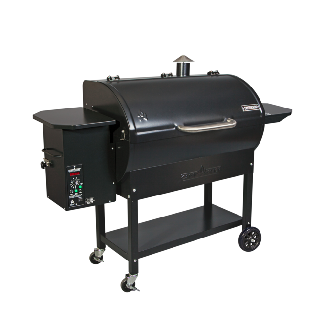 Photo de Fumoir Camp Chef Smoke Pro LUX 36'' aux granules de bois