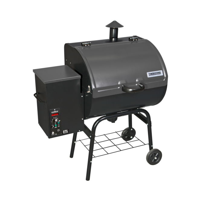 Photo de Fumoir Camp Chef Smoke Pro STX 24'' aux granules de bois
