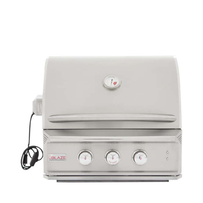 Photo de BBQ Blaze Pro 27'' Propane - Tete seulement