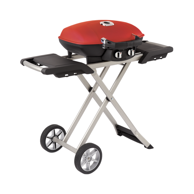 Photo de BBQ Napoleon Travel Q 285 avec charriot portatif - Propane