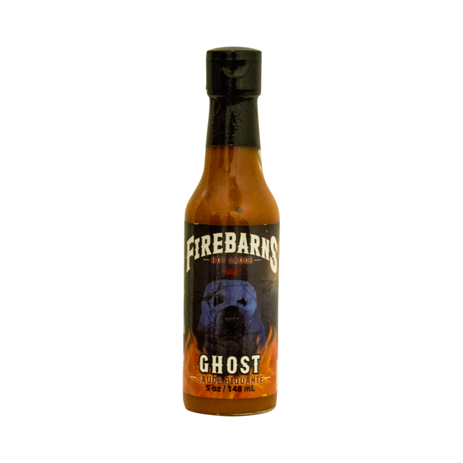 Photo de Sauce Firebarns Ghost Pepper