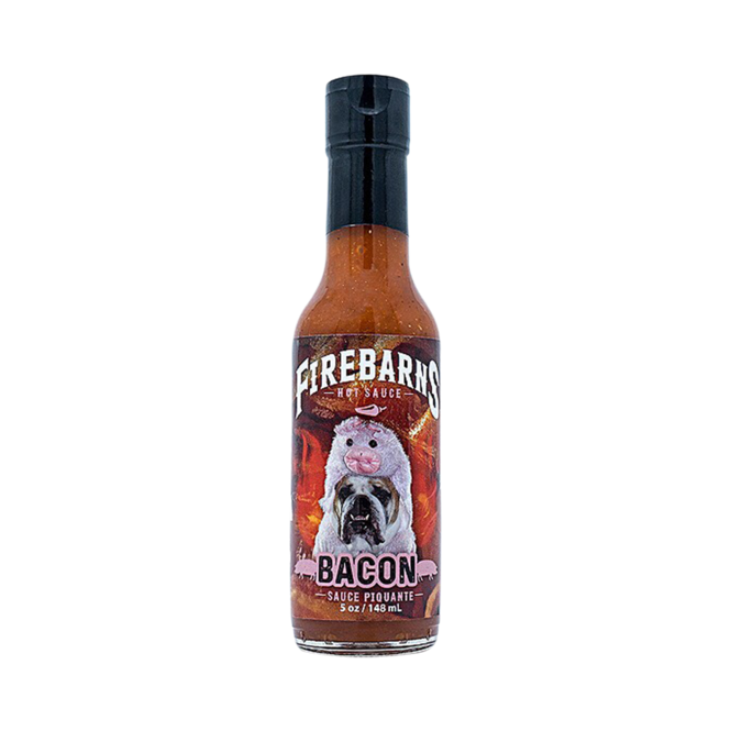 Photo de Sauce Firebarns Bacon Vue 1