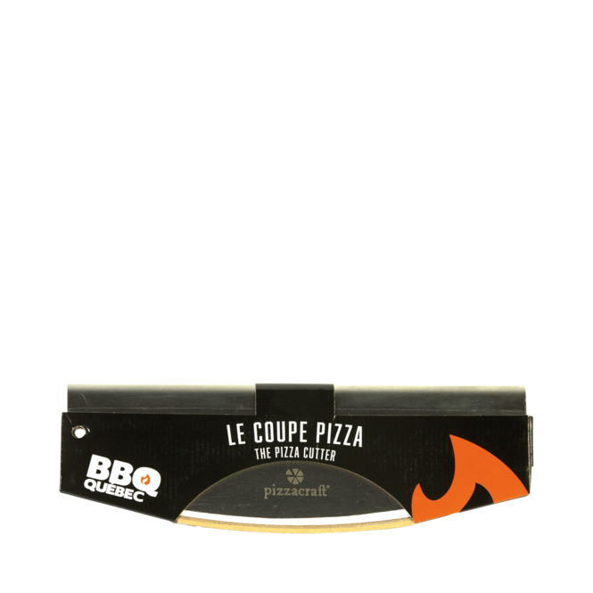 Photo de Le coupe-pizza BBQ Québec