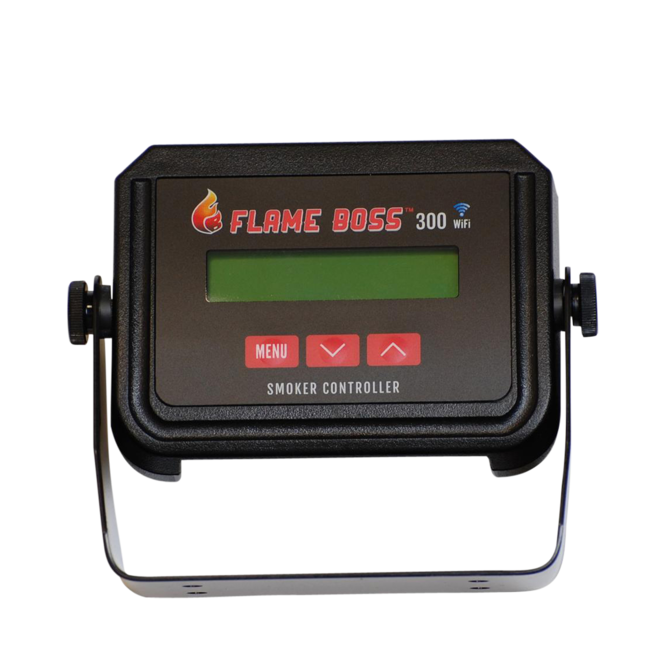 Photo de Thermomètre Flame Boss Vue 1