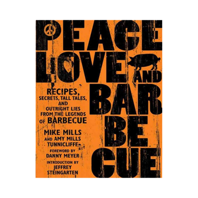 Photo de Livre Peace Love & Barbecue Vue 1