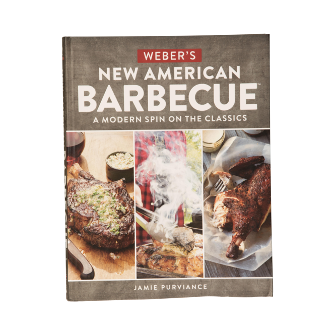 Photo de Livre Weber's New American Barbecue