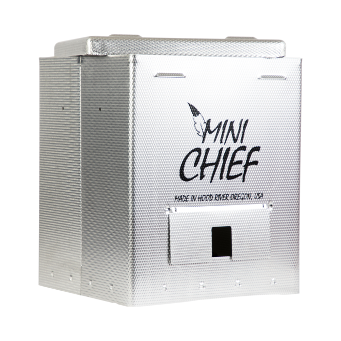 Photo de Fumoir Mini chief Smokehouse