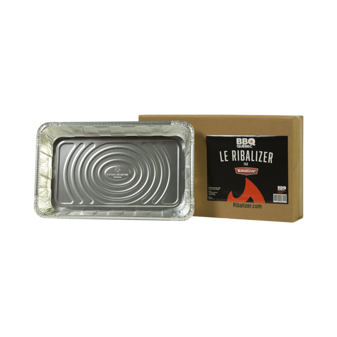 Photo de Plat d'aluminium pour Ribalizer