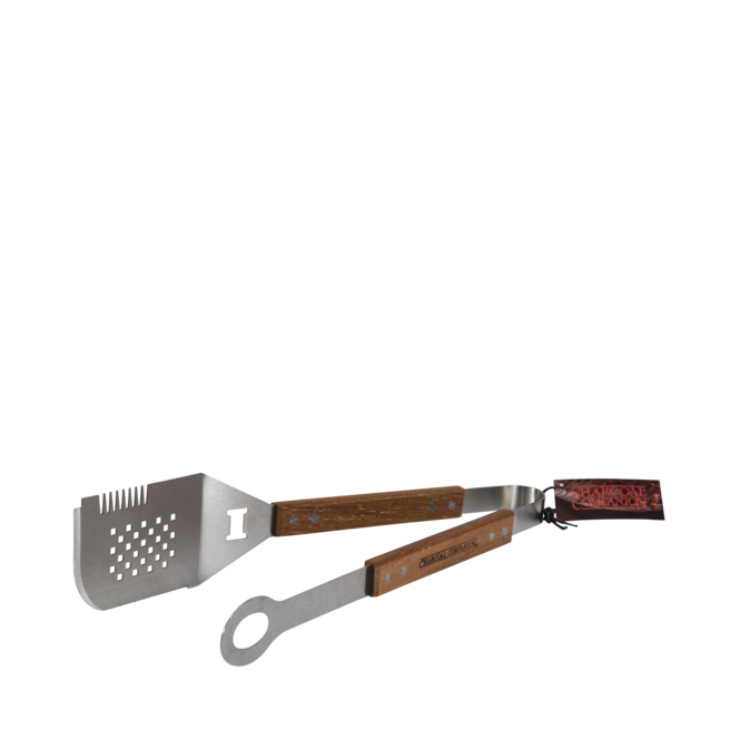 Photo de Spatule 5 en 1 Charcoal Companion