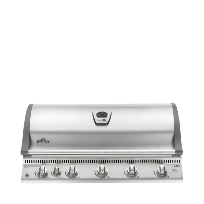 Photo de BBQ Napoleon LEX 730 encastrable au propane