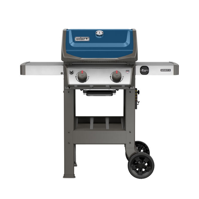 Photo de BBQ Weber Spirit II E-210 / Propane - Bleu