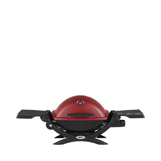 Photo de BBQ Weber Q1200 Propane - Rouge