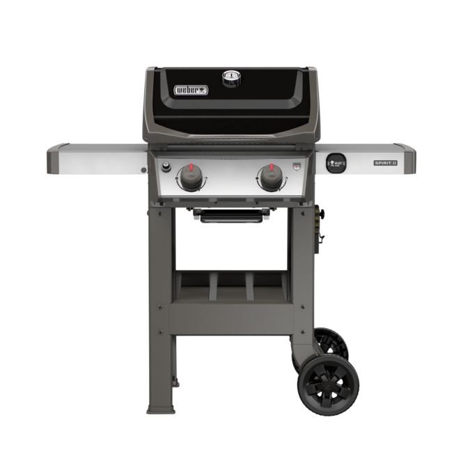 Photo de BBQ Weber Spirit II E-210 / Propane - Noir