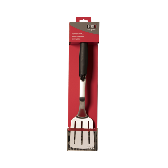 Photo de Spatule en acier inoxydable Weber