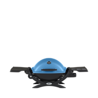 Photo de BBQ Weber Q1200 Propane - Bleu