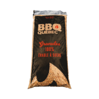 Photo de Granules BBQ Québec