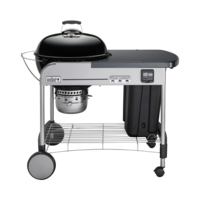 Photo de BBQ Weber Performer Premium Noir Vue 1