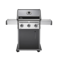 Photo de BBQ Napoleon Rogue 425 Propane / Noir