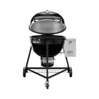 Photo de BBQ Weber Summit Charcoal au charbon de bois Vue 2