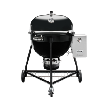 Photo de BBQ Weber Summit Charcoal au charbon de bois
