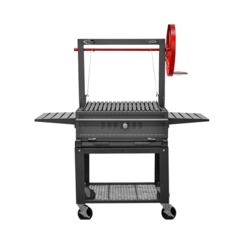 Photo de Grill Sunterra Santa Maria 30'' porte simple avec chariot