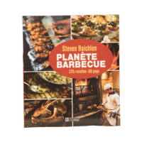 Photo de Livre Steven Raichlen - Planète Barbecue