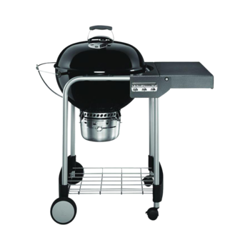 Photo de BBQ Weber Performer noir Classic petite table Vue 1