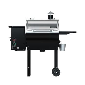 Photo de Fumoir Camp Chef SmokePro DLX 24'' Stainless aux granules de bois