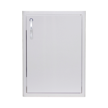 Photo de Porte simple Blaze Verticale 24 x 17