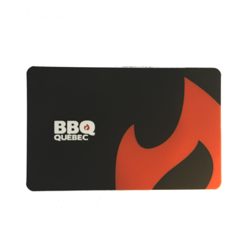 Photo d'une carte cadeau BBQ Qc