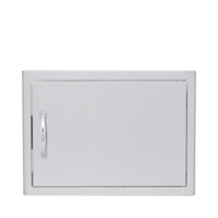Photo de Porte simple Blaze Horizontale 14 x 20 - VARIANT 1