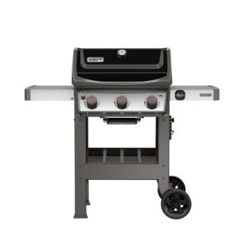 Photo de BBQ Weber Spirit II E-310 / Gaz naturel - Noir