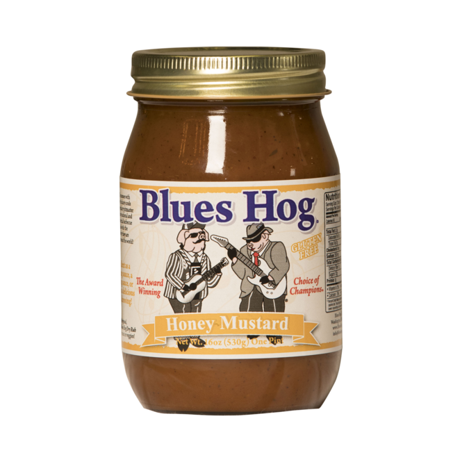 Sauce Blues Hog Moutarde au miel