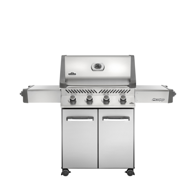 Photo de BBQ Napoleon  Prestige 500 Gaz Naturel - Acier inoxydable Vue 2