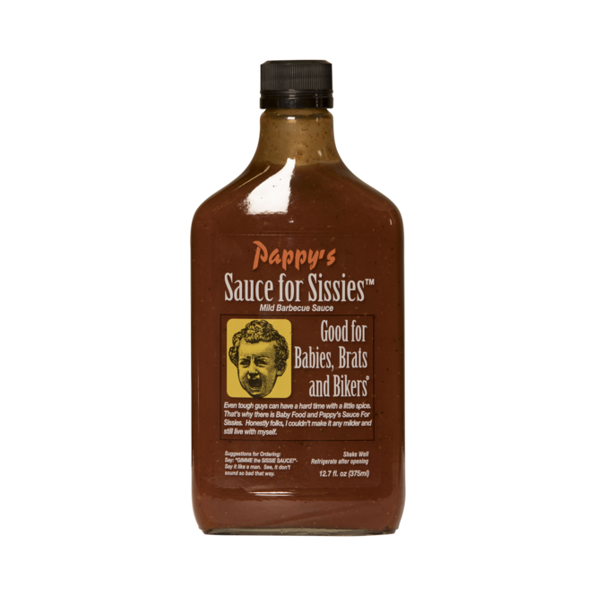 Photo de Sauce Pappy's for Sissies