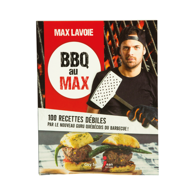 Photo de Livre BBQ au Max
