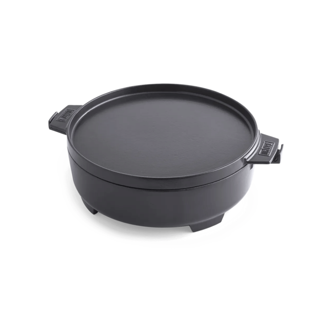 Cocotte duo Weber