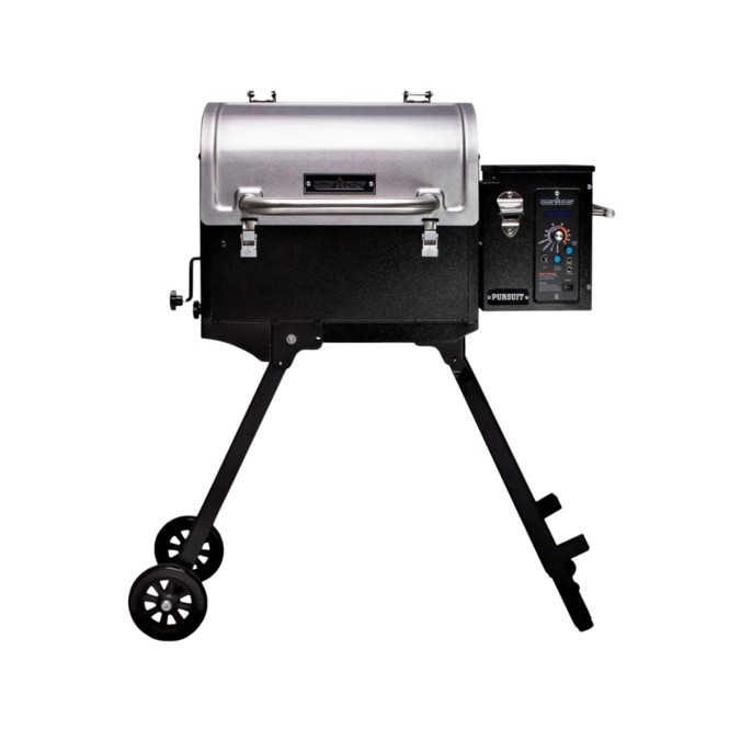 BBQ portatif aux granules Pursuit 20